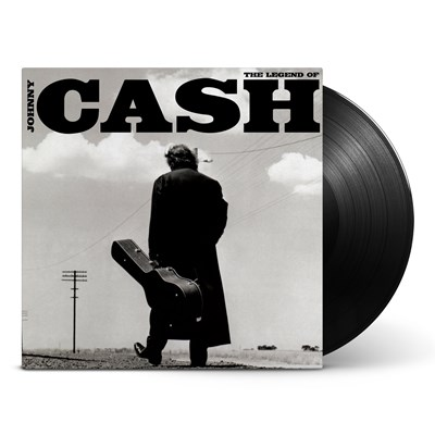 Johnny Cash - The Legend of Johnny Cash Vinyl
