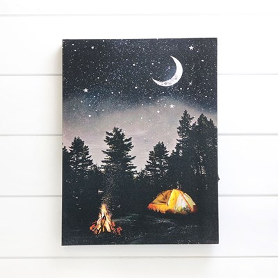 Under the Stars LED Canvas