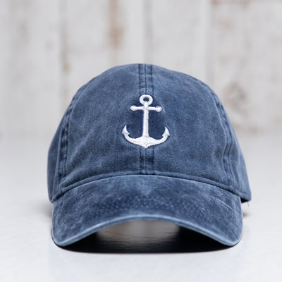 Women's Anchor Baseball Hat