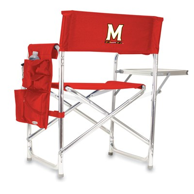 Portable Chair with Tray and Caddy - Maryland
