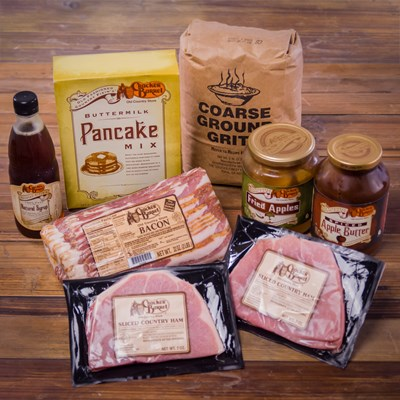 Country Breakfast Sampler