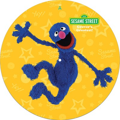 Sesame Street Grover's Greatest - LP