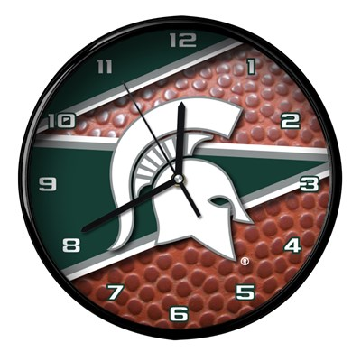 Michigan State - Football Clock