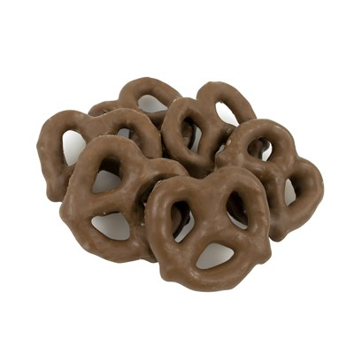 Milk Chocolate Pretzels - 1lb.