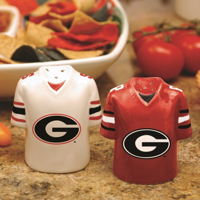 Jersey Salt & Pepper Shaker Set - Georgia