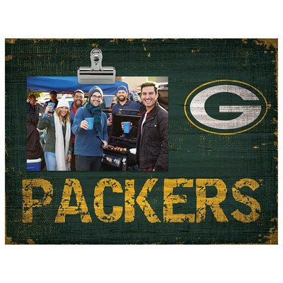 Green Bay Packers - Team Clip Frame