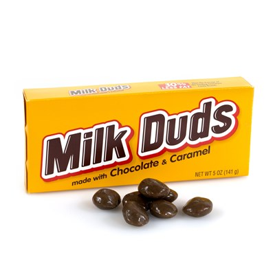 Milk Duds Candy - 12 Count