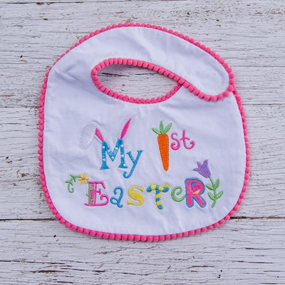 """My 1st Easter"" Bib"