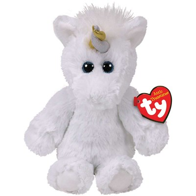 "TY Agnus the Unicorn 8"" Beanie Baby"