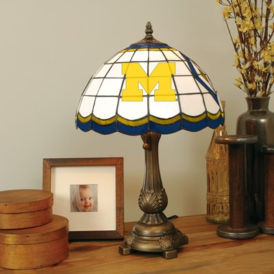 Tiffany Table Lamp - Michigan