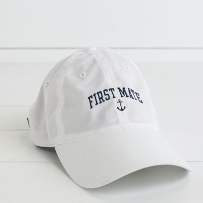 """First Mate"" Hat"