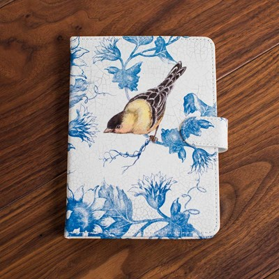 Goldfinch Leatherette Journal