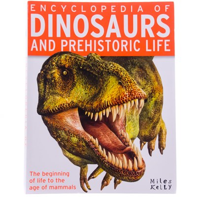 Encyclopedia of Dinosaurs and Prehistoric Life Book