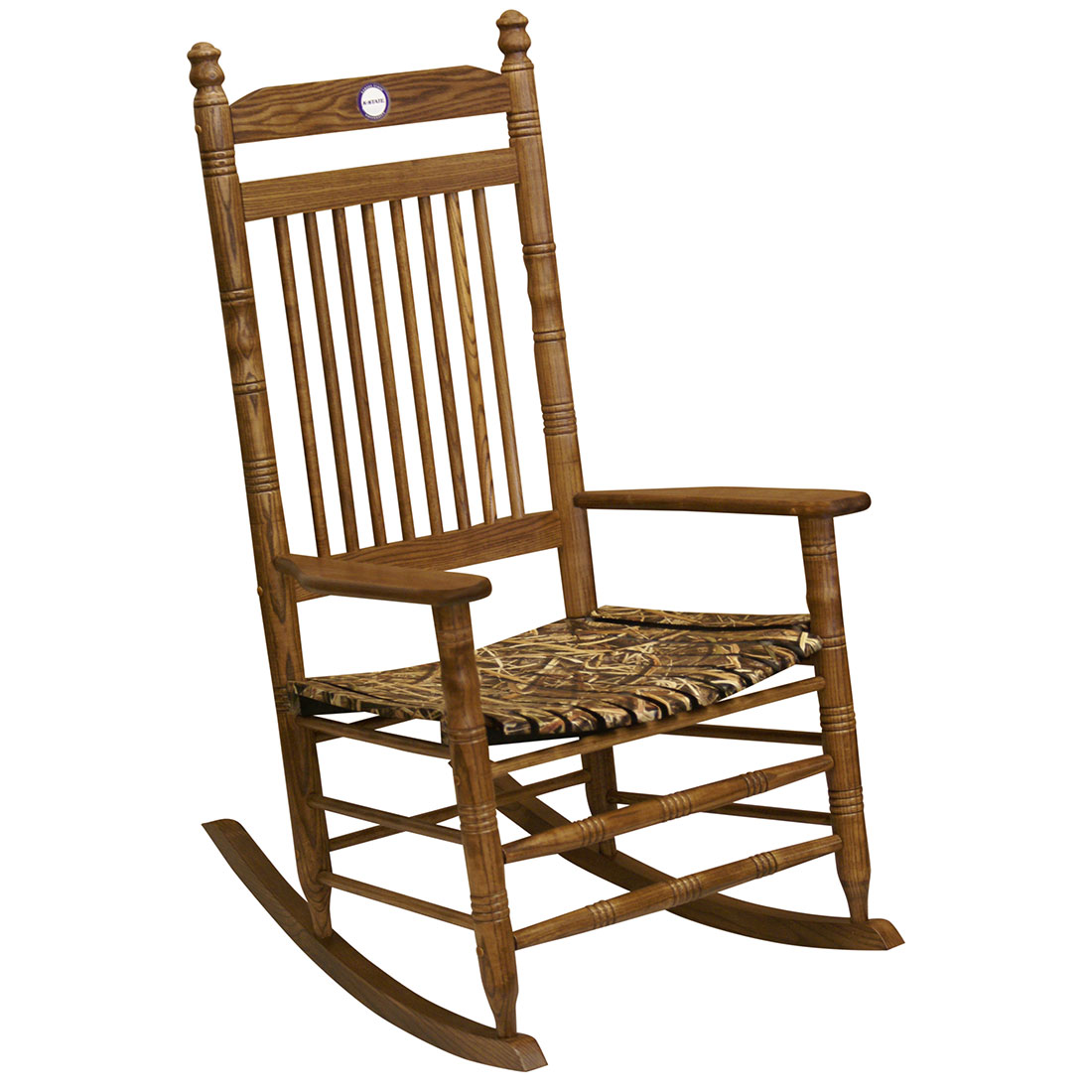 Shop.crackerbarrel.com: Camo Rocking Chair   Kansas State   Cracker Barrel  Old Country Store