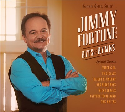 Jimmy Fortune - Hits & Hymns CD