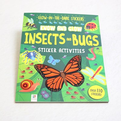 Know and Glow Insect Activity Book