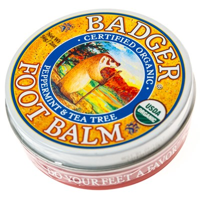 Badger ® Foot Balm