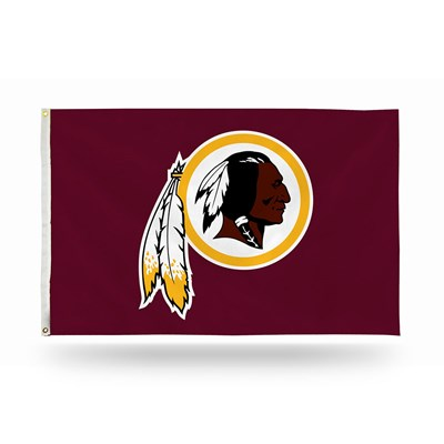 Washington Redskins 3' x 5' Banner Flag