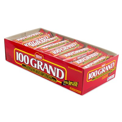 100 Grand Bar - 36 Count
