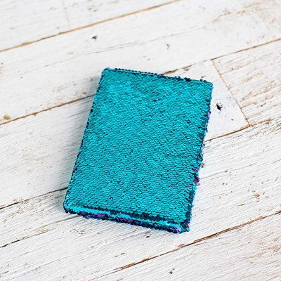 Sequin Mermaid Journal