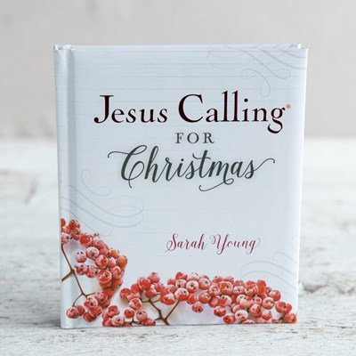 Jesus Calling for Christmas Book