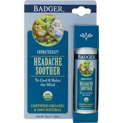 Badger ® Headache Soother