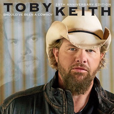 Toby Keith - Should've Been a Cowboy LP
