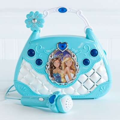 Purse with Mic Playset