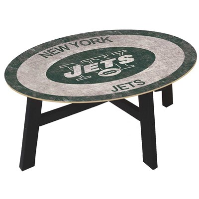 New York Jets - Team Color Coffee Table