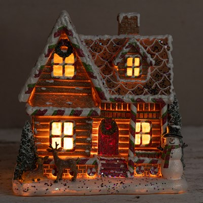 Gingerbread Accent Light