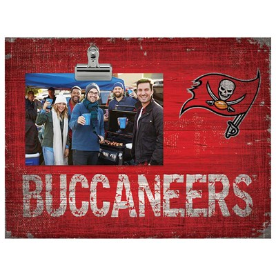 Tampa Bay Buccaneers - Team Clip Frame