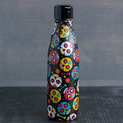 Sugar Skull 17oz. Bottle