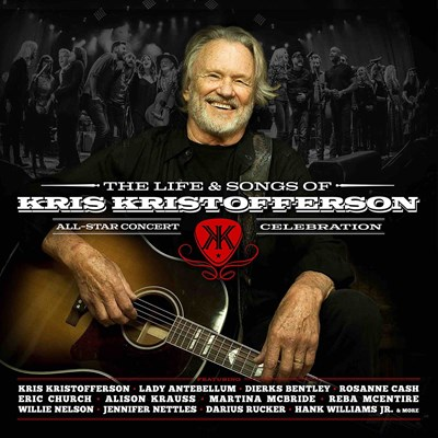 Life and Songs of Kris Kristofferson CD