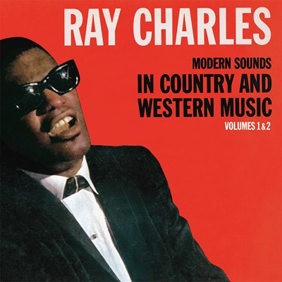 Ray Charles Modern Sounds Vol. 1 and 2 CD