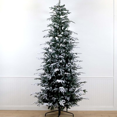 9' Quick Connect Snowy Mountain Pine Spruce