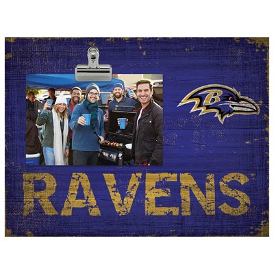 Baltimore Ravens - Team Clip Frame