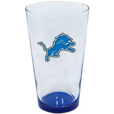Detroit Lions Highlight Mixing Glass