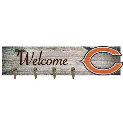 Chicago Bears - Coat Hanger Art