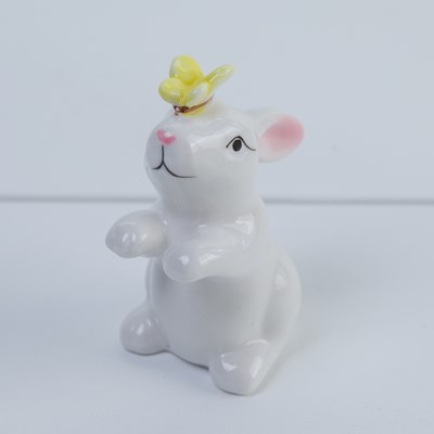Mini Bunny Salt Shaker
