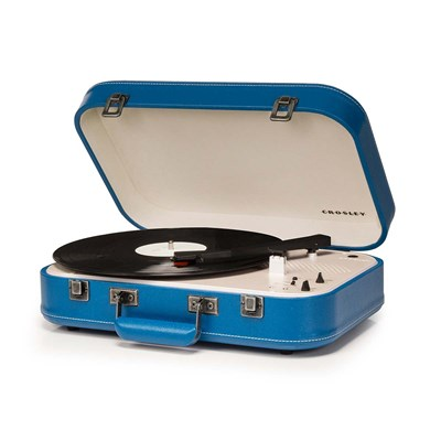 Crosley ® Coupe Bluetooth Record Player - Blue