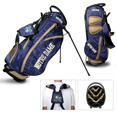 Golf Stand Bag - Notre Dame