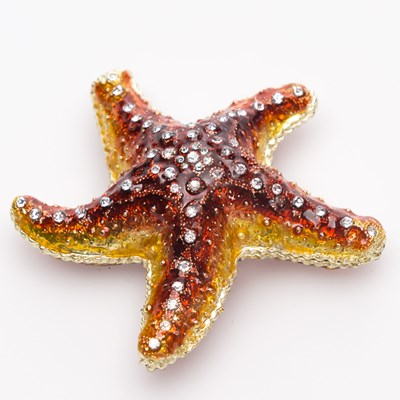 Decorative Starfish Box