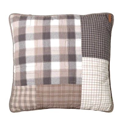 Smoky Square Pillow by Donna Sharp