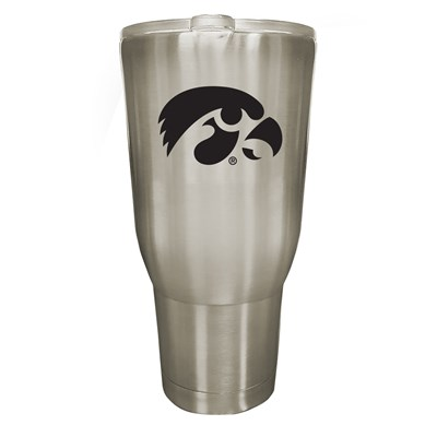 Iowa 32oz Stainless Steel Tumbler
