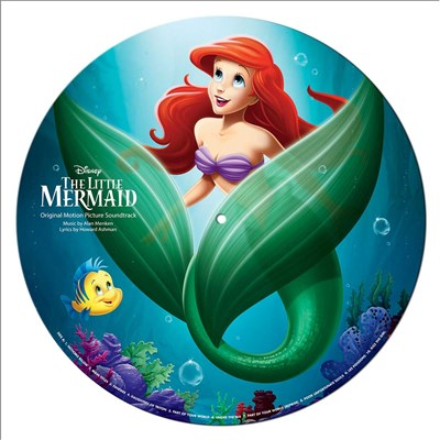 Disney's The Little Mermaid Soundtrack Vinyl