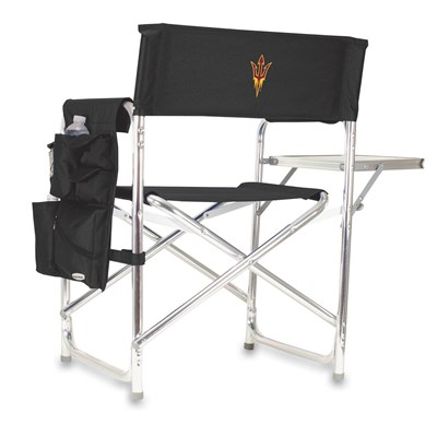 Portable Chair with Tray and Caddy - Arizona State