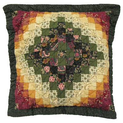 Spice Trip Decorative Pillow by Donna Sharp
