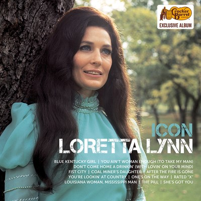 Exclusive Loretta Lynn - Icon LP