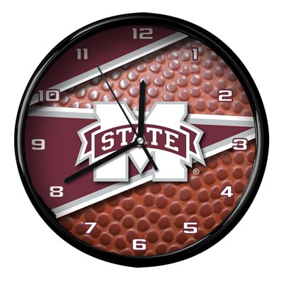 Mississippi State - Football Clock