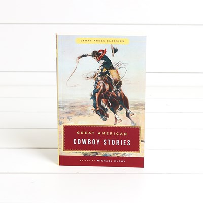 Great American Cowboy Stories Book